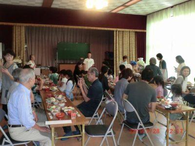 ファミリーサロン熱海・みんなの食堂7月が開催 【協力】
